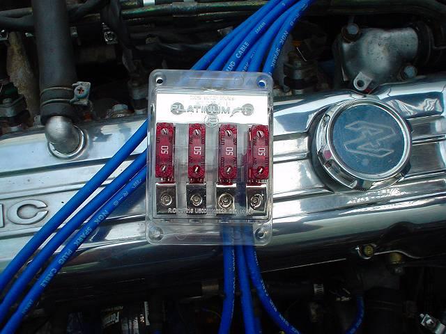 fusible link upgrade rh atlanticz ca 1978 datsun 280z fuse box 280z fuse box location